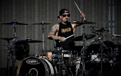 Top 10 Drummers of all time!